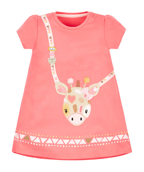 Giraffe Bag Dress